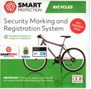 ISR-märkning; Stöldskyddsmärkning för cyklar mc m.m.